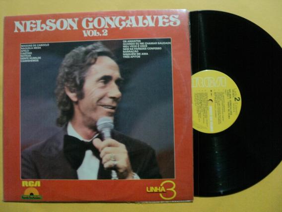 Lp Nelson Gonçalves Linha 3 Disco De Ouro Vol. 2 Frete 15,00