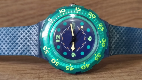 Swatch Blue Moon