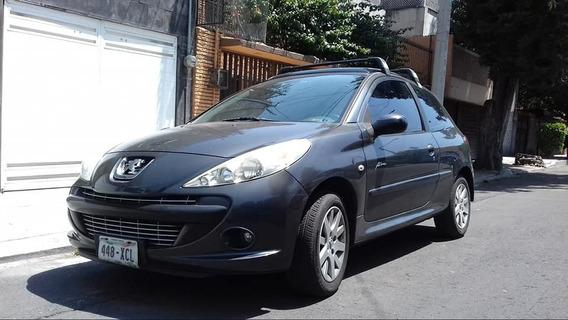 Peugeot 2009 Factura Original Estándar 207 Feline Piel
