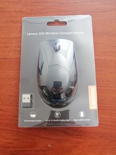 Mouse Inalambrico Lenovo 300 Wireless Compact Pn# Gx30m86878