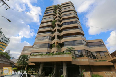 Amplo Apartamento No Bairro Jardim Blumenau - 6002076
