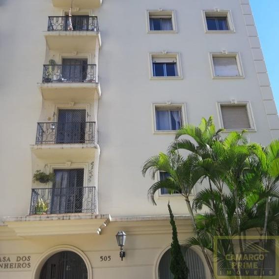 Apartamento Reformado Em Pinheiros! - Eb85675