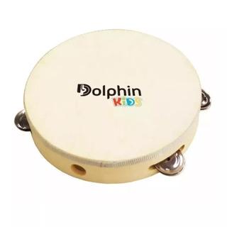Pandeiro Infantil Dolphin 8
