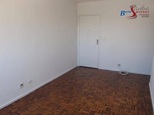 Imagem 1 de 10 de Apartamento Com 2 Dormitórios À Venda, 58 M² Por R$ 320.000,00 - Parque São Jorge - São Paulo/sp - Ap1742