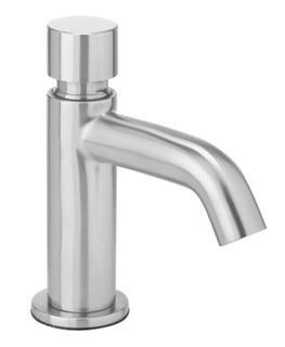 Llave Agua Para Lavabo De Acero Inoxidable 9243inox Urrea