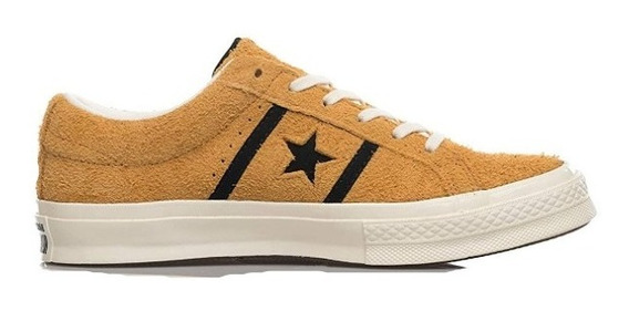 Zapatillas Converse One Star Marron Negrocuero Descarne