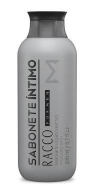Sabonete Íntimo Masculino Racco For Men, 200ml