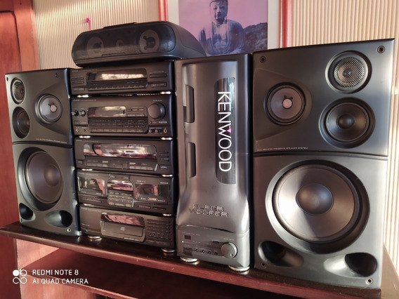 Aparelho De Som Roxy L5 Original Completo Fabricado No Japão