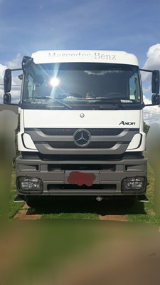 Mb Axor 3344 6x4 2017
