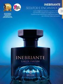 Perfume Inebriante 100ml Masculino Hinode