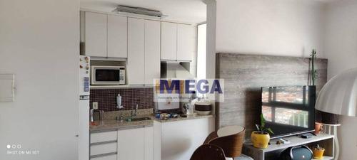 Apartamento Com 2 Dormitórios À Venda, 48 M² Por R$ 280.900 - Chácara Das Nações - Valinhos/sp - Ap4835