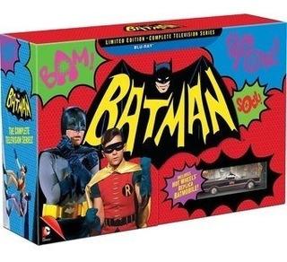 Batman La Serie De Tv Completa Bluray Edicion Limitada Carro