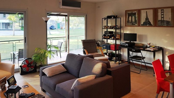 Departamento En Venta Y/o Alquiler 1 Dormitorio 90 M2 En Country Cardales Village
