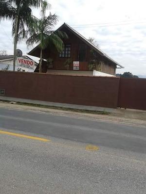Vendo Casa Com Ótima Localização - Divisa Gaspar/ilhota