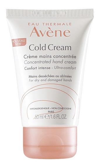 Avene Cold Cream Crema Para Manos Hidratante Protectora