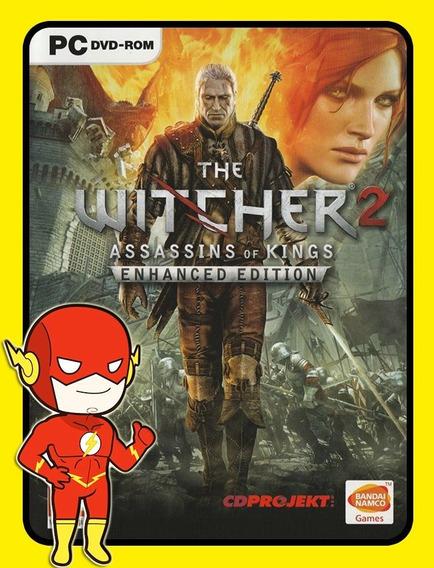 The Witcher 2 Pc - Gog Key (envio Flash)