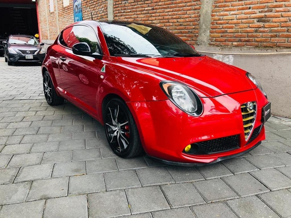 Alfa Romeo Hb Mito 2016 Quadrifoglio