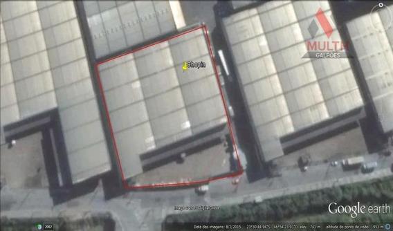 Galpão Industrial Para Locação, Jardim Belval, Barueri. - Ga0045