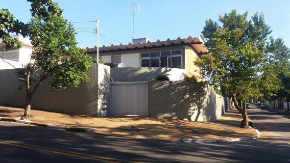 Excelente Casa À Venda Chapadão 3 Dormitórios 5 Vagas Campinas. - Ca0363