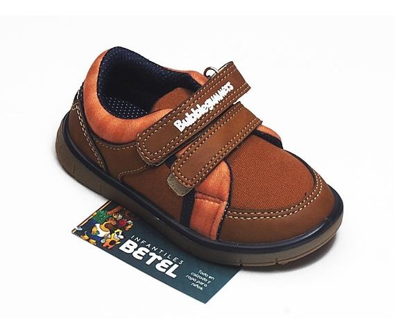 Zapato Formal Gilberto Bubble Gummers T22 Al T33