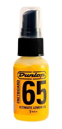 Imagen 1 de 1 de Aceite De Limón Jim Dunlop Fretboard 6551j 6551 Ul Lemon Oil