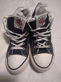 Zapatillas Número 34 Rollers Usado