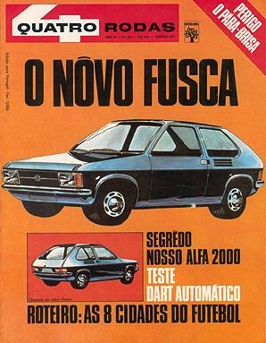 4r.133 Ago71- Dodge Dart Alfa Romeo Puma Corcel Gt Mercedes
