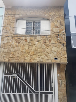 Sobrado Em Rua Sem Saída Vila Augusta- Guarulhos-sp.