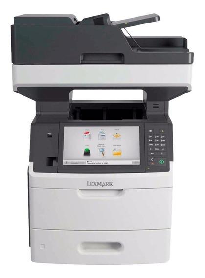 Impressora Multifuncional Lexmark Mx711 Revisada Só 200k