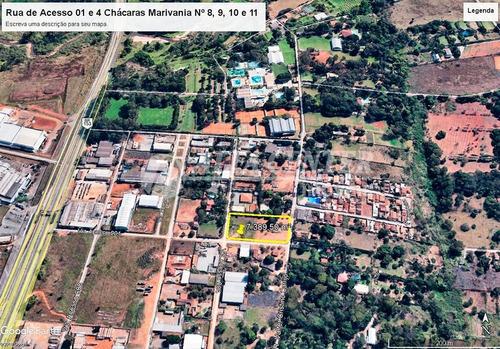 Área À Venda, 7389 M² Por R$ 3.000.000,00 - Chácara Marivania - Aparecida De Goiânia/go - Ar0131