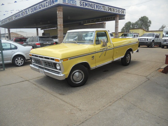 Ford Xlt 1976, Amarillo.