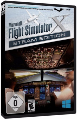 Microsoft Flight Simulator X - Pc Dvd - Mídia Física