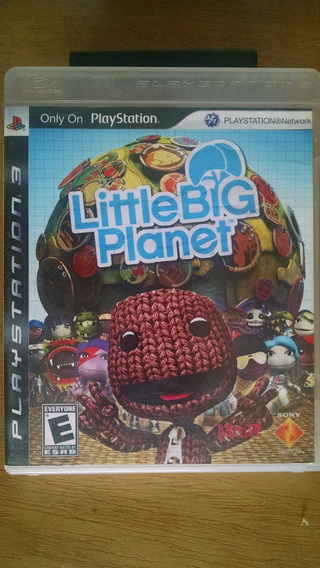Little Big Planet Playstation 3 Ps3