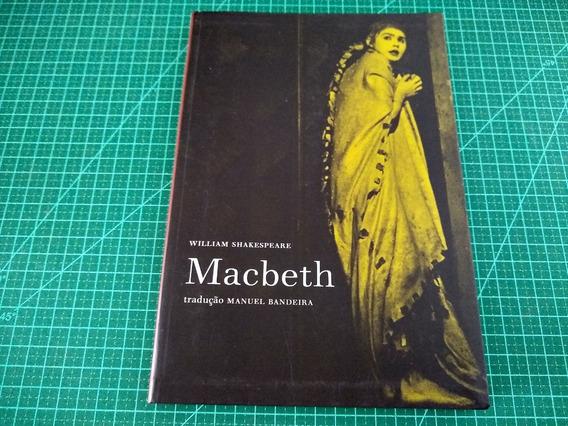 Macbeth, William Shakespeare - Trad. Manuel Bandeira