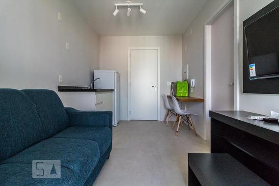 Apartamento Para Aluguel - Barra Funda, 1 Quarto, 33 - 892834447