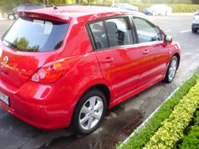 Nissan Tiida 1.8 Advance Hatchback Automatico