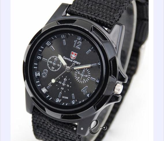 Relojes Unisex Lote De 5 Diferentes Modelos Tipo Militar