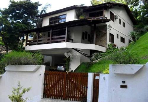 Imagem 1 de 21 de Casa Com 4 Dormitórios À Venda, 321 M² Por R$ 900.000,00 - Maria Paula - Niterói/rj - Ca13812