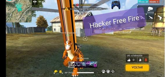 Hack Free Fire Pra Mestre.