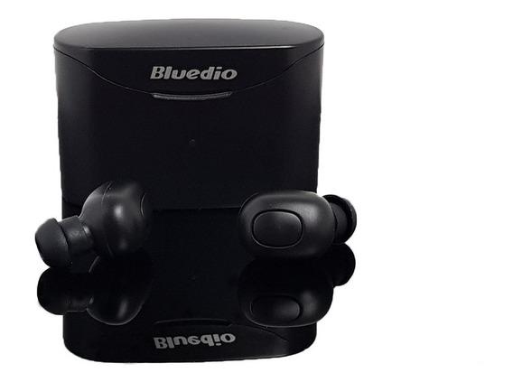 Fone Bluetooth 5.0 Bluedio Modelo T-elf Nota Fiscal