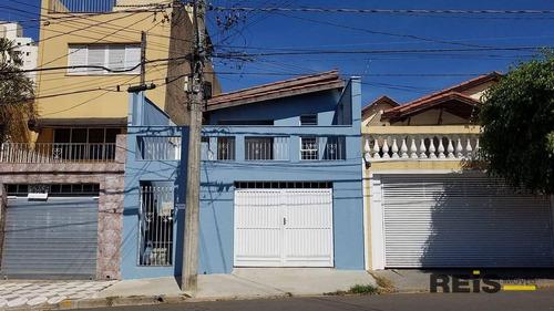 Imagem 1 de 30 de Casa Com 2 Dormitórios À Venda, 125 M² Por R$ 320.000,00 - Vila Carvalho - Sorocaba/sp - Ca0035