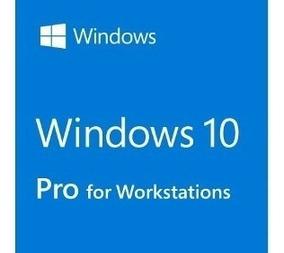 Windows 10 Pro For Workstations - Original® + Nf-e