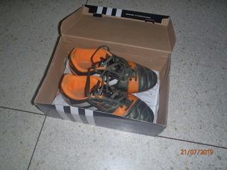 Zapatos De Futbol adidas Tacos 20 Verdes