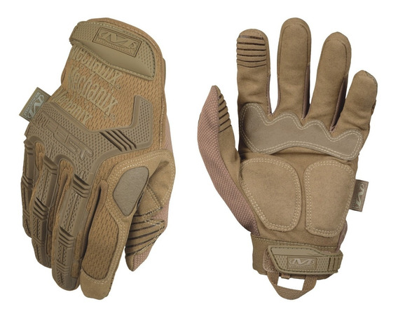 Guantes Mechanix Wear Originales M-pact Coyote Tacticos