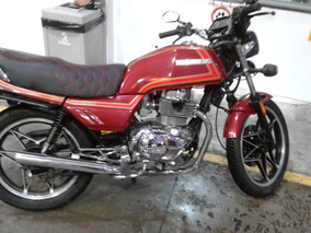 Cb 450 Custom 1985 Super Conservada