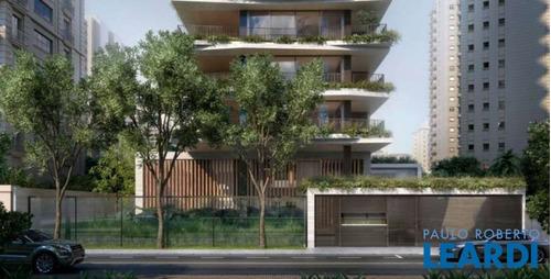 Imagem 1 de 3 de Apartamento - Itaim Bibi  - Sp - 595466