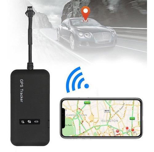 Imagen 1 de 5 de 4 Banda Mini En Tiempo Real Gps Antena Vehículo Tracker Vehí