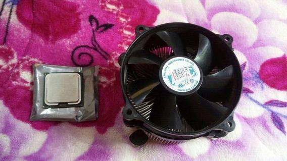 Processador Intel Core 2 Duo E8400+cooler