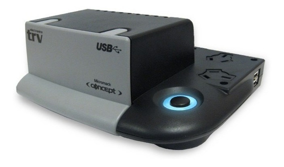 Estabilizador De Tensión Computadora Pc Con Usb
