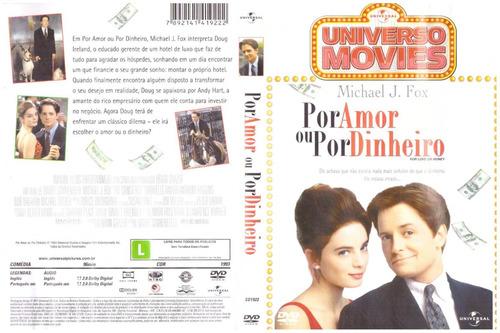Dvd Por Amor Ou Por Dinheiro For Love Or Money Filme 1993 Mercado Livre